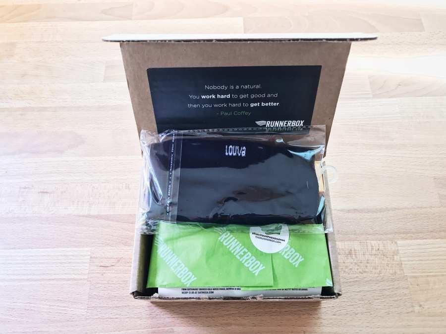 SubscriptionBox RunnerBox BoxOpen