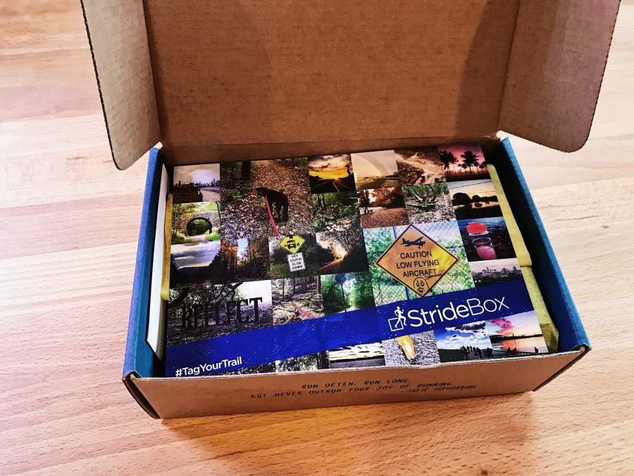 SubscriptionBox StrideBox BoxOpen2