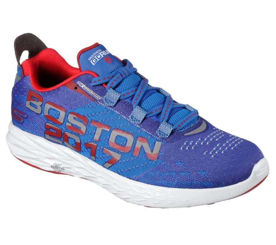 BostonMarathon2017 Skechers Gorun5 W