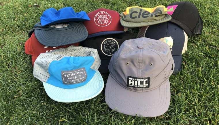 Running Hats 1