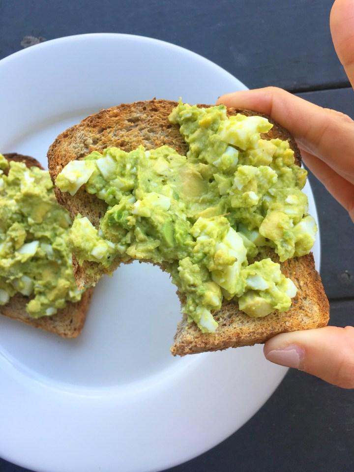 Avocado toast 3