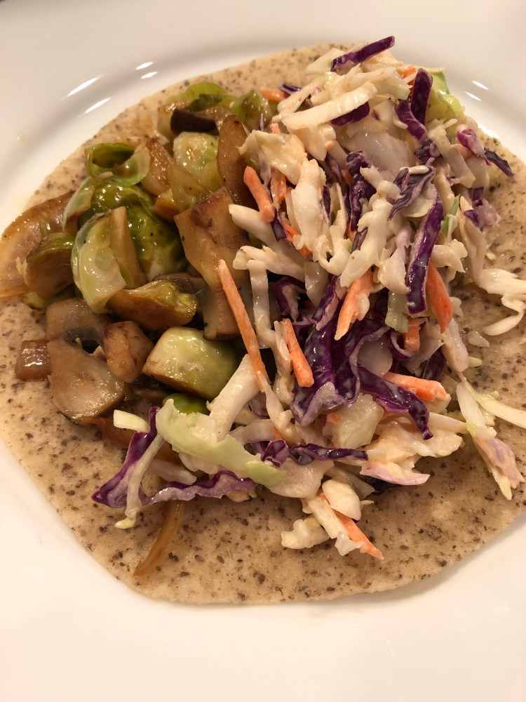 Primal Kitchen mayo/ Veggie Tacos