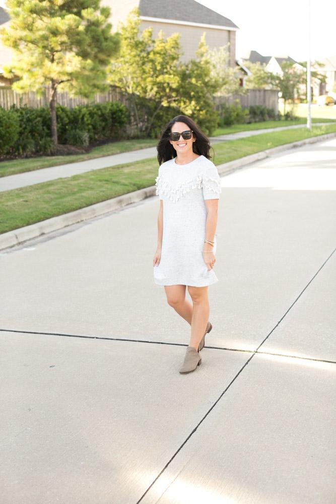 Tassel Dress 12