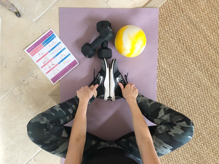 Home Workout   BBG Recap of Week 1-6