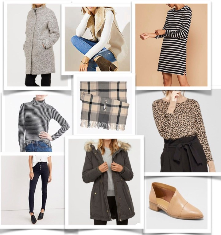 Favorite Neutrals For Fall
