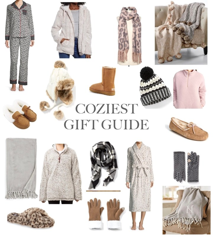 COZIEST GIFT GUIDE