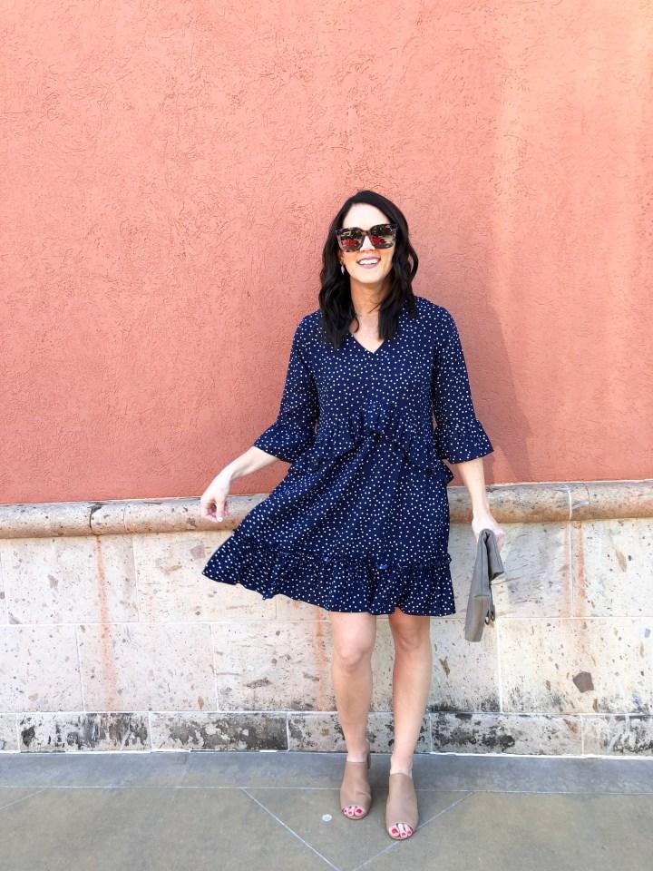 MY JANUARY WHOLE30 | A NEW DRESS