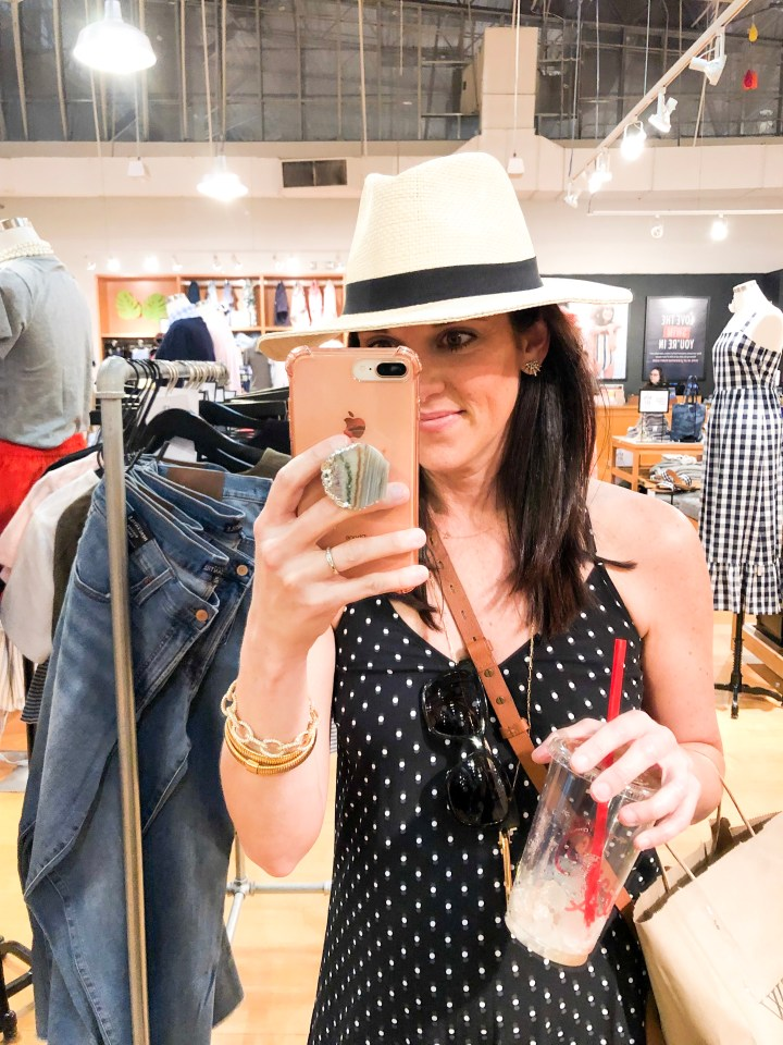 Summer Styles   J Crew Factory Try-On