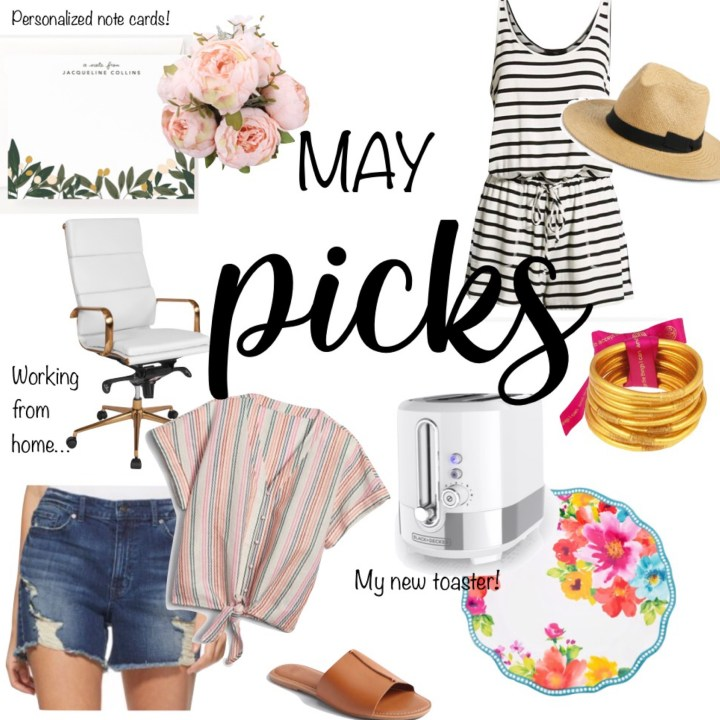 What I Am Loving Right Now | May Edition