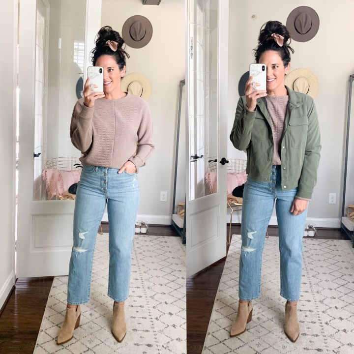 TARGET FALL OUTFITS + WORKWEAR