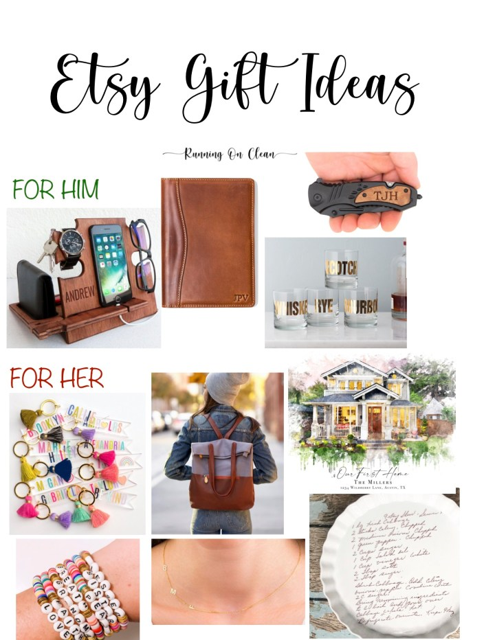 2020 ETSY GIFT GUIDES