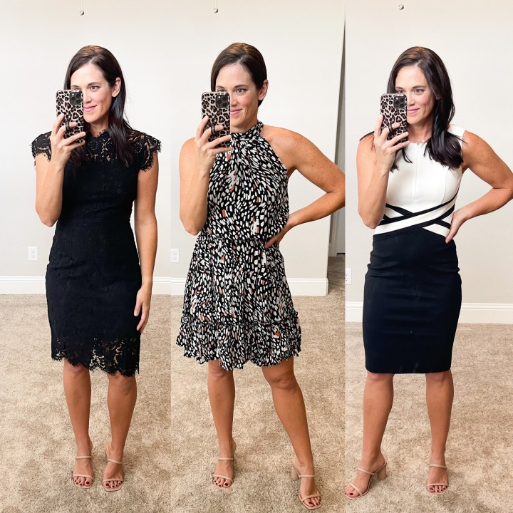 TEN AMAZON COCKTAIL EVENING LOOKS | WEDDING GUEST OUTFITS