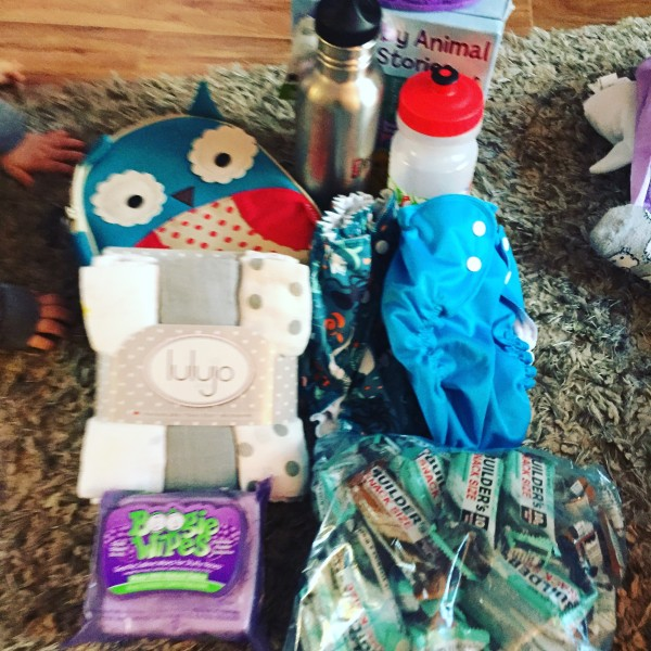 Happy Mail - Lulujo, skip hop, clifbar, applecheeks
