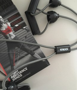 TKO Resistance Bands | Running on Happy