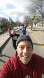Hoosier Half | Bloomington, IN | April 2016 | Running on Happy
