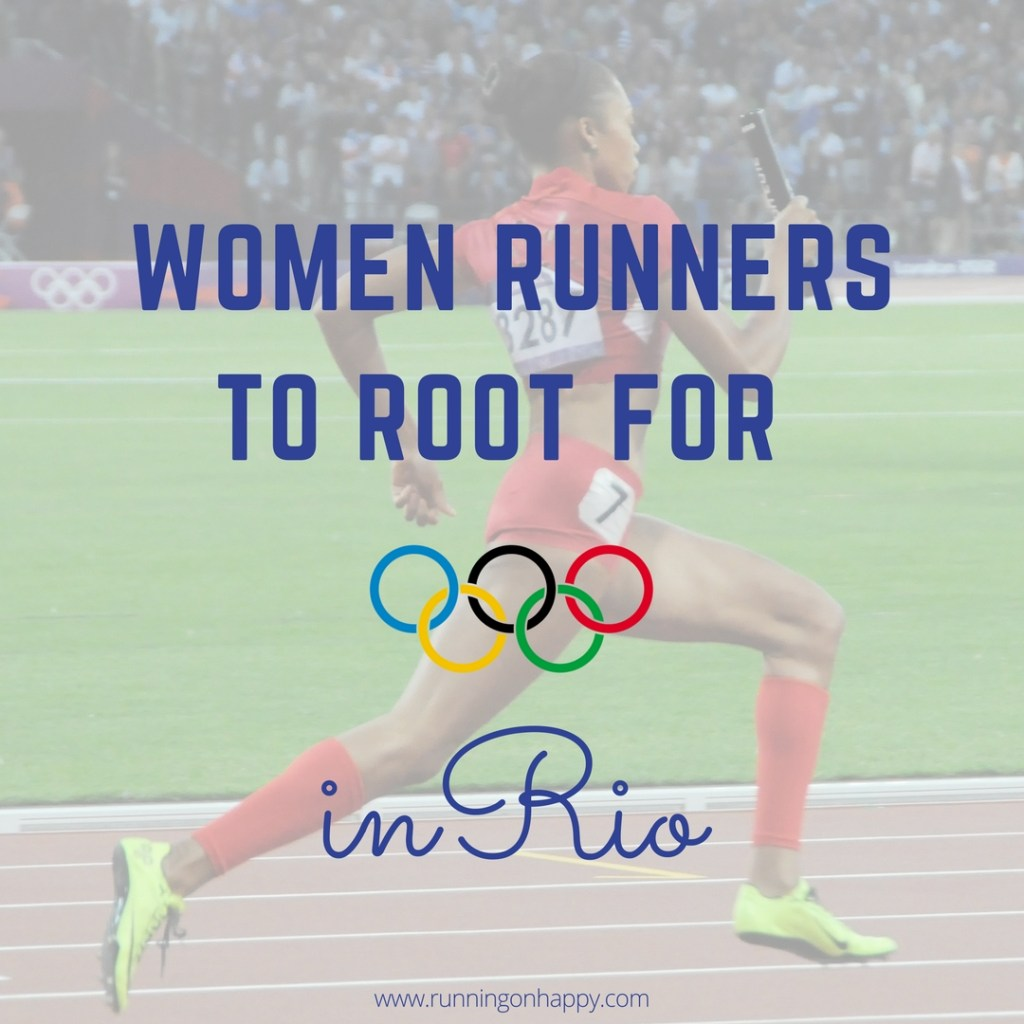 Women Runners to Root for in 2016 Rio Olympics | Coaches Corner | Running on Happy