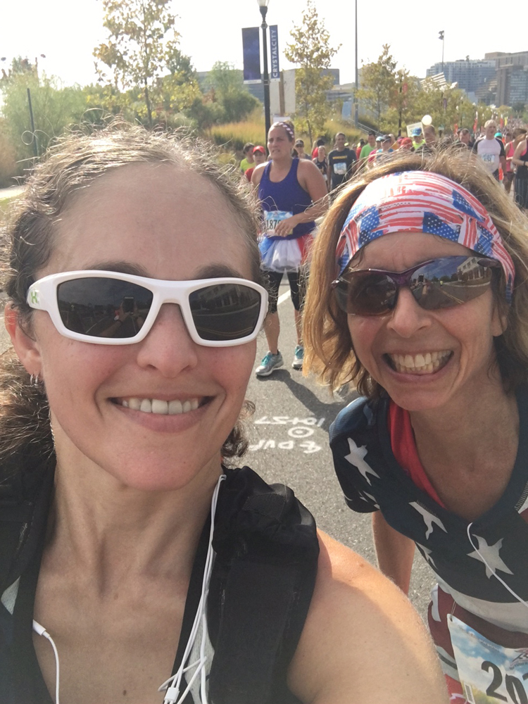 Marine Corps Marathon Race Recap | Running Coaches' Corner | Running on Happy