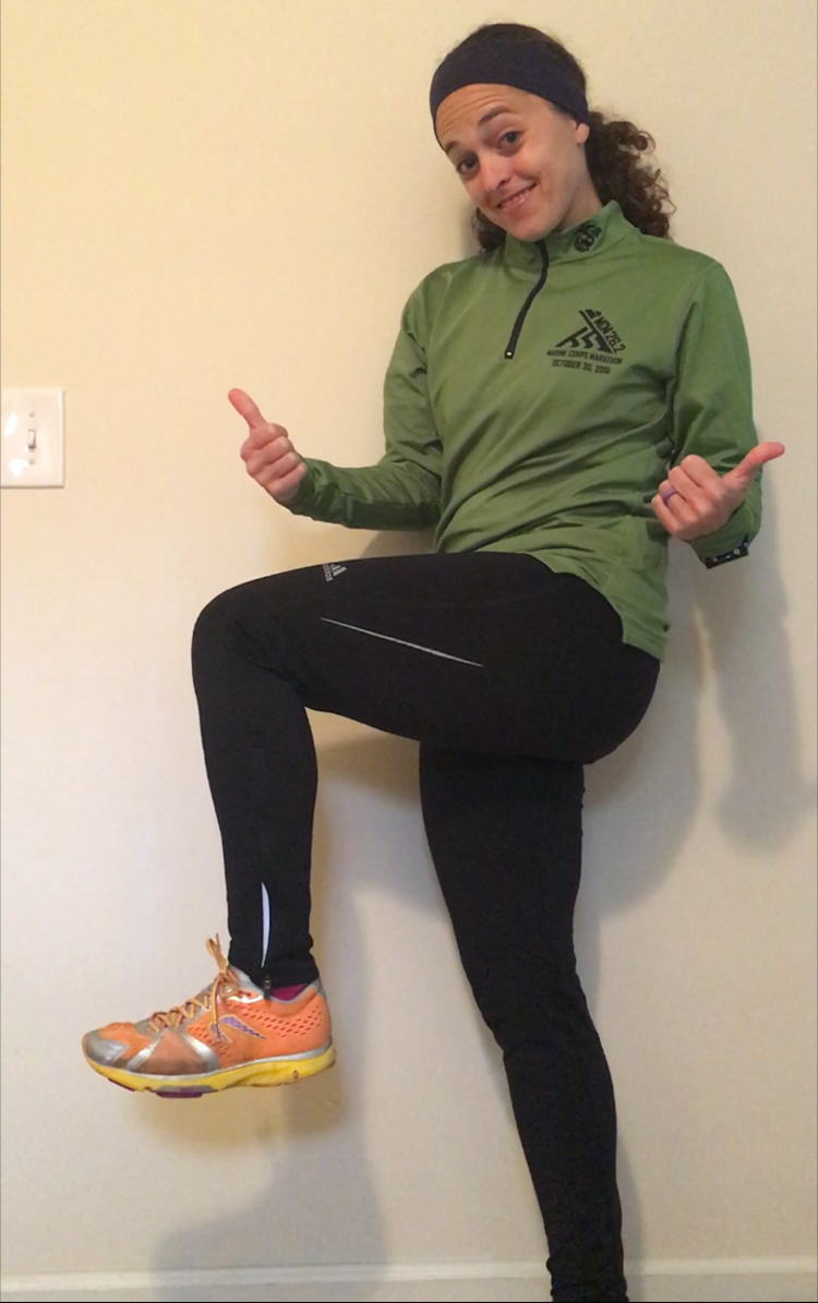 This week has been all about building base -- on the treadmill! Plus check out my favorite winter weather running-wear. -Running on Happy