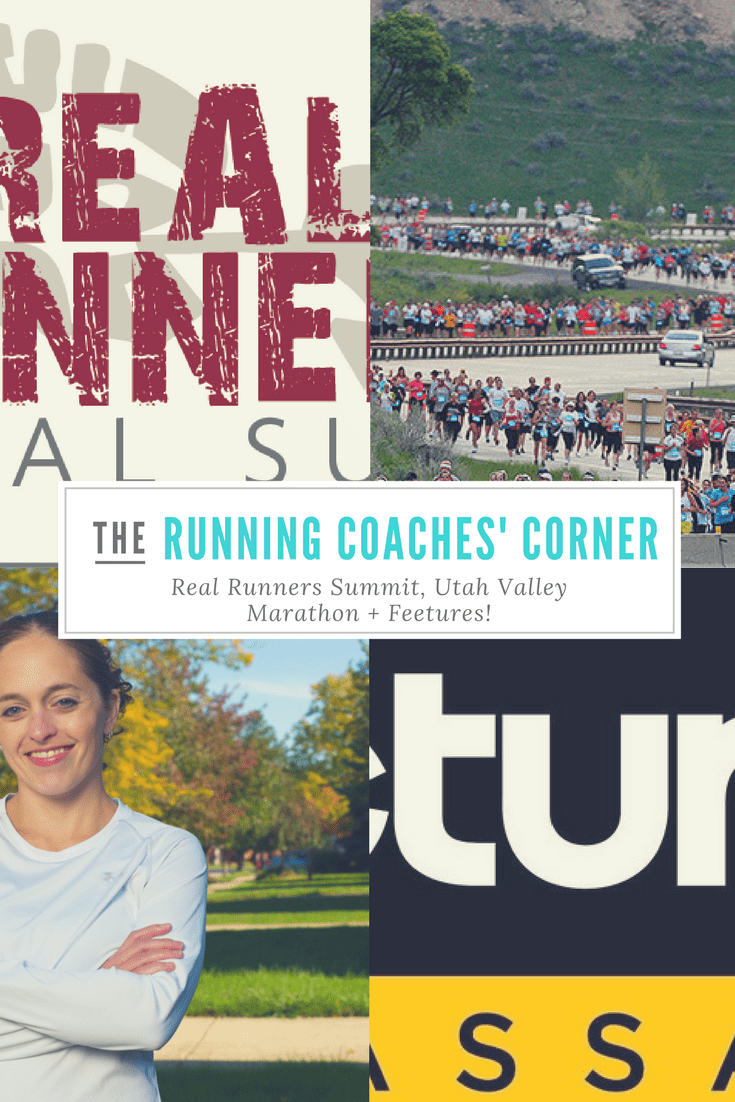 Sign up for the Real Runners Virtual Summit to learn more about all things running! Summit starts February 20, 2017 so hurry!