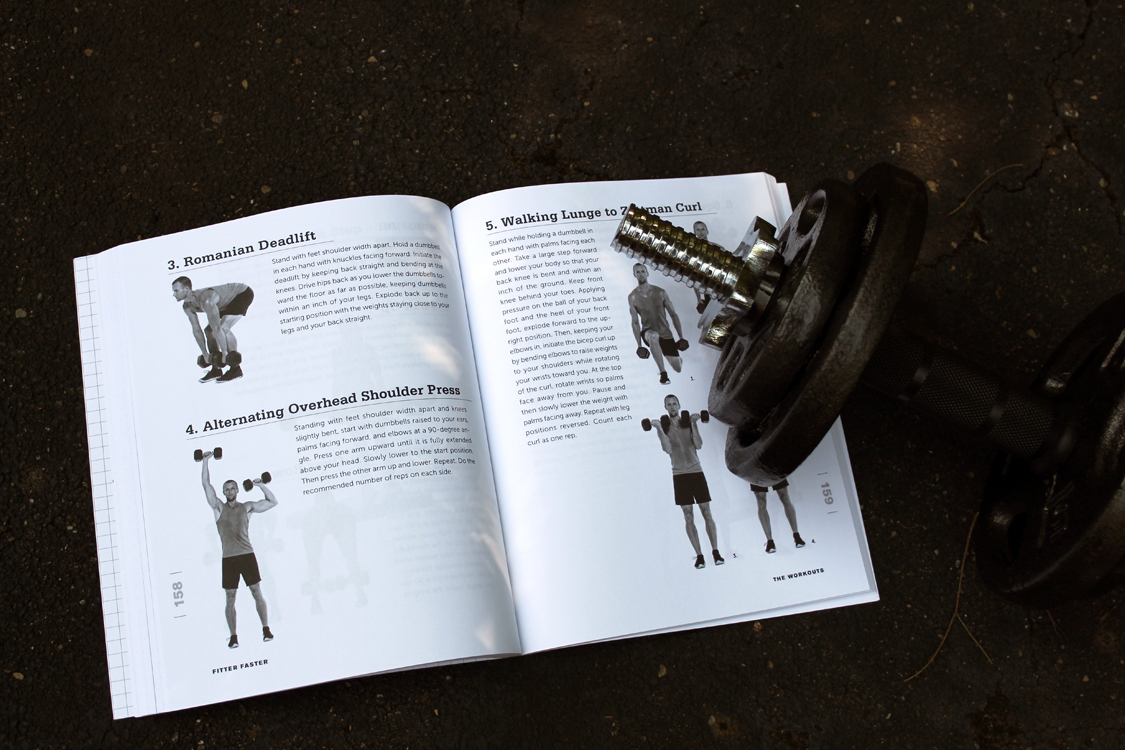 Fitter Faster: A Book Review   Running on Happy