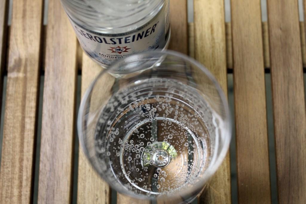 Gerolsteiner Sparkling Mineral Water Detox Challenge   Running on Happy