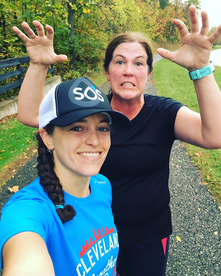 It's MCM Race Week! {Marine Corps Marathon Training: Week 16}   Running on Happy