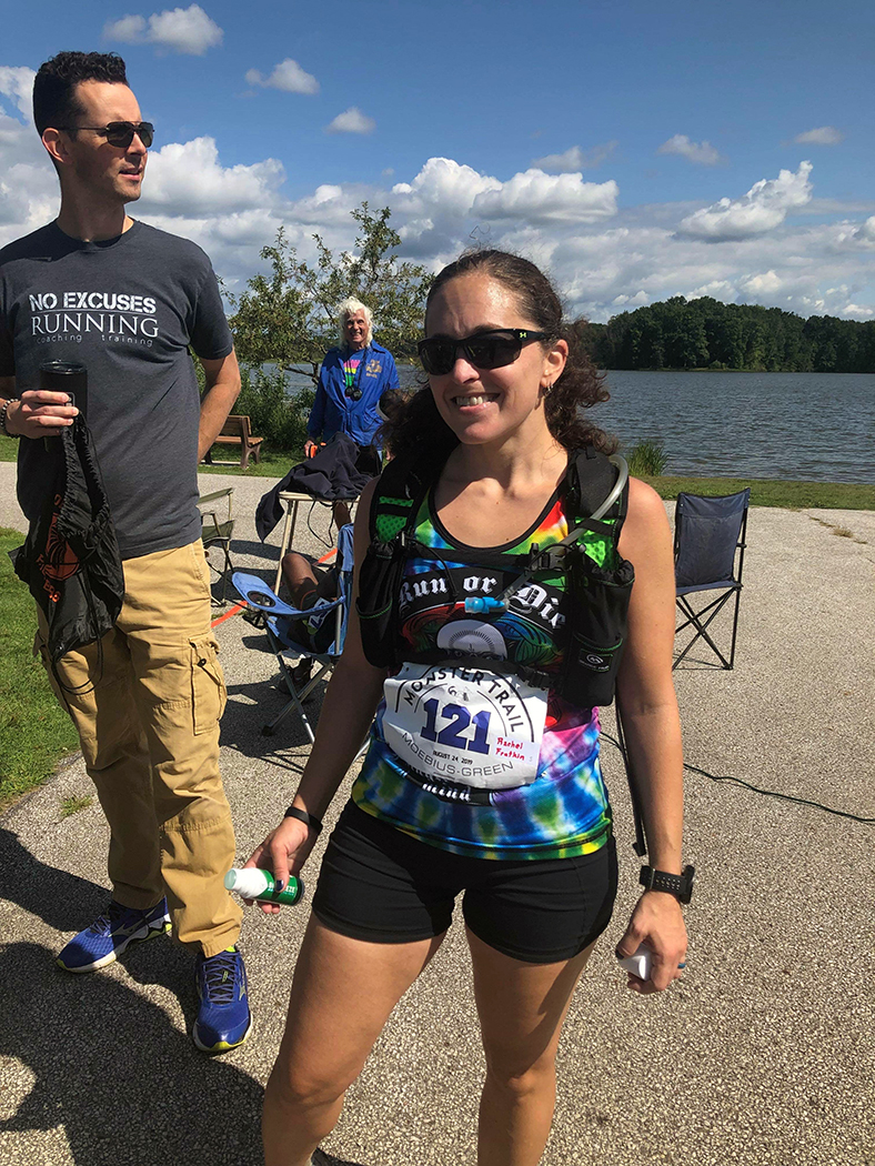 Moebius 50K Race Recap | My First Ultramarathon | Running on Happy