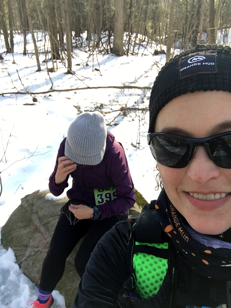 Olde Girdled Grit Trail Half Marathon Recap | Running on Happy