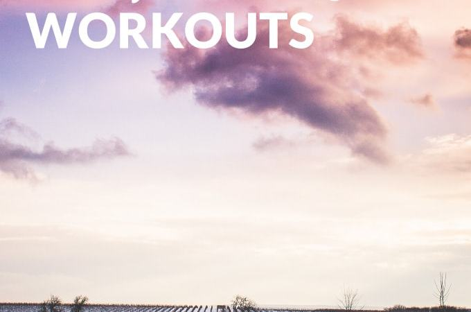 11 Tips for Early Morning Workouts