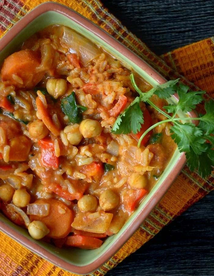 Healthy Chickpeas Soul Food