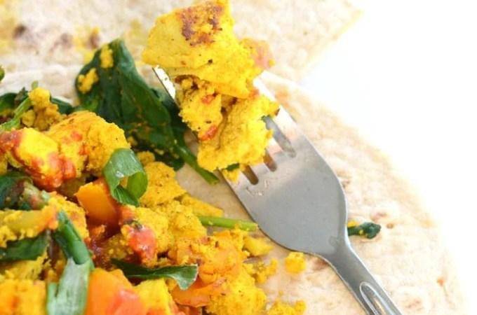 How to Make Tofu Scramble for an Easy Vegan Breakfast