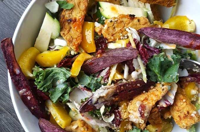 Vegan Flexible Dieting Meal Plans + 6 Week Check-In