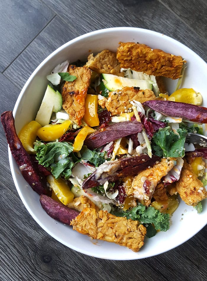 How to Make Buddha Bowls | vegan food prep week 3