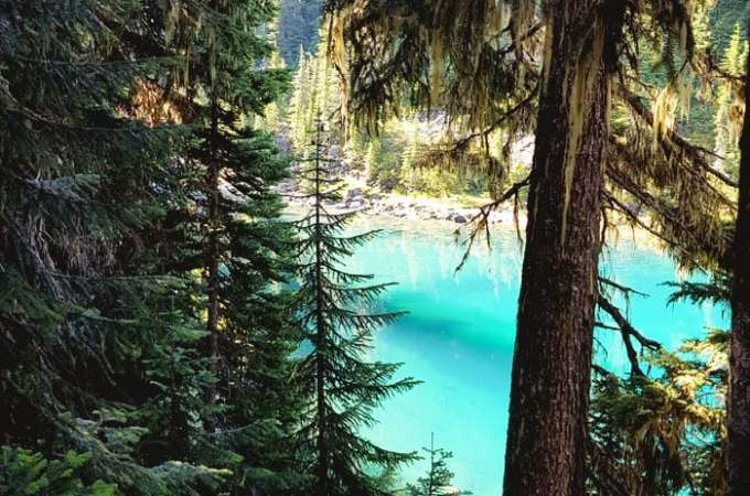 Best Vancouver Hikes: Garibaldi Lake near Whistler, BC