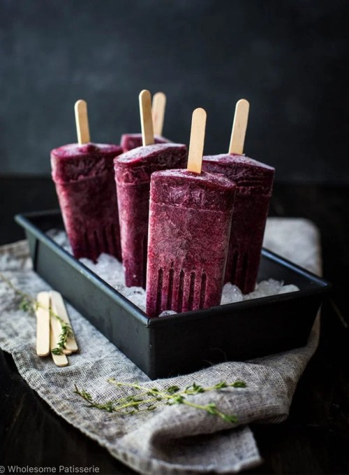 Best Healthy Vegan Popsicle Recipes