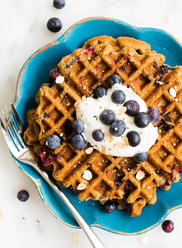 The Big List of the Best, Easy Healthy Vegan Breakfast Recipes and Ideas