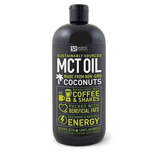 MCT Oil Running on Real Food Shop