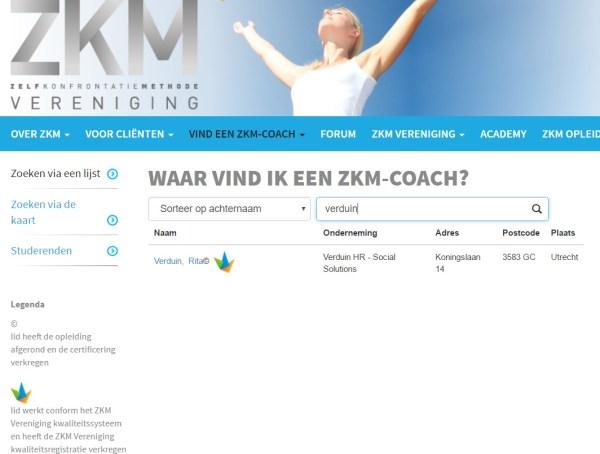 ZKM coach