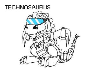 technosaurier
