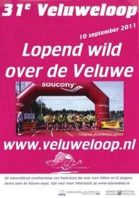 Veluweloop wild