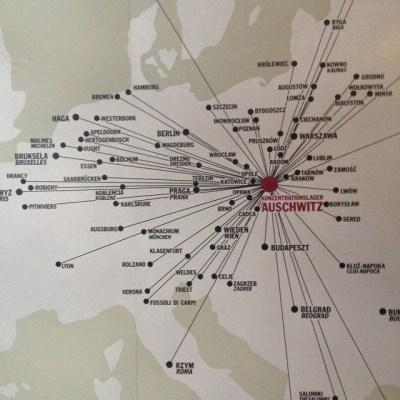 Auschwitz steden