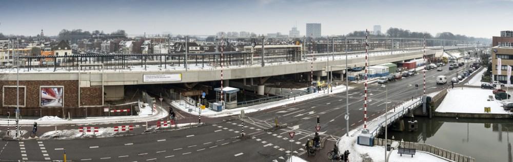 Station-Utrecht-Vaartsche-Rijn-januari-2013