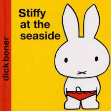 stiffy at the seaside