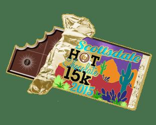 hotchoc medal