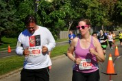 First 5k race Waterloo Classic June 2014