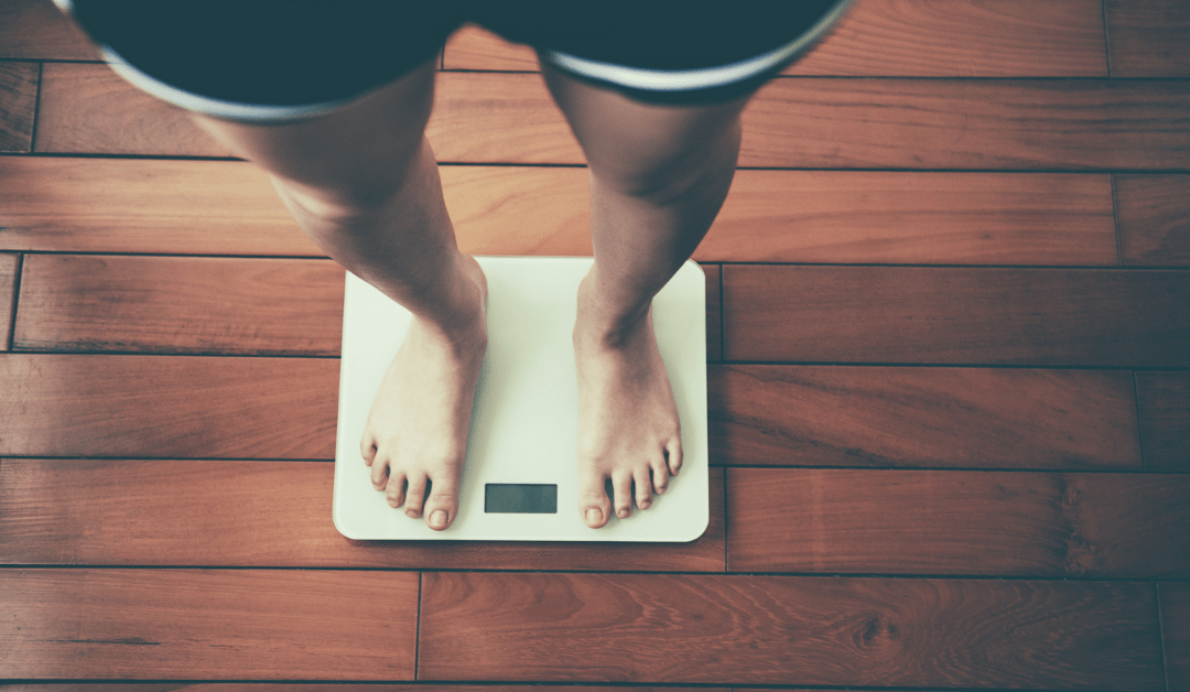 How I Lost 20 Pounds