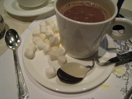 8.9 hot chocolate