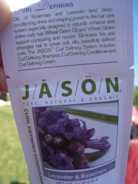 Jason Conditioner