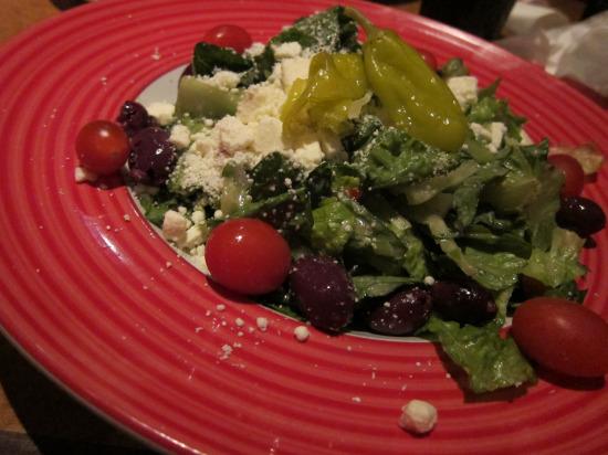 11.13 TGIF Mediterranean Salad