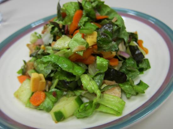 11.16 Chicken Salad